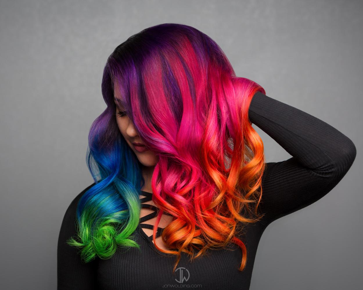 Color Splash by Jon Wolding