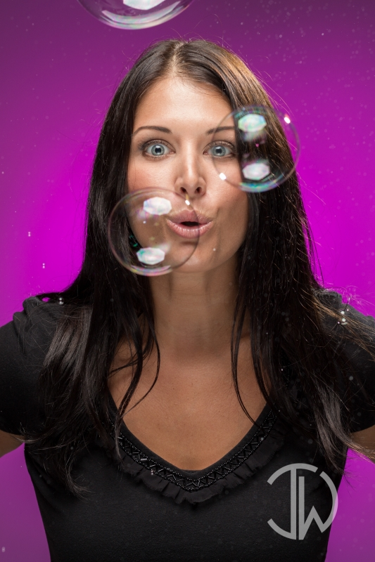 CS - Bubbles by Jon Wolding