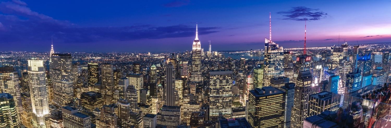 NYC Pano by Daniel Wishard