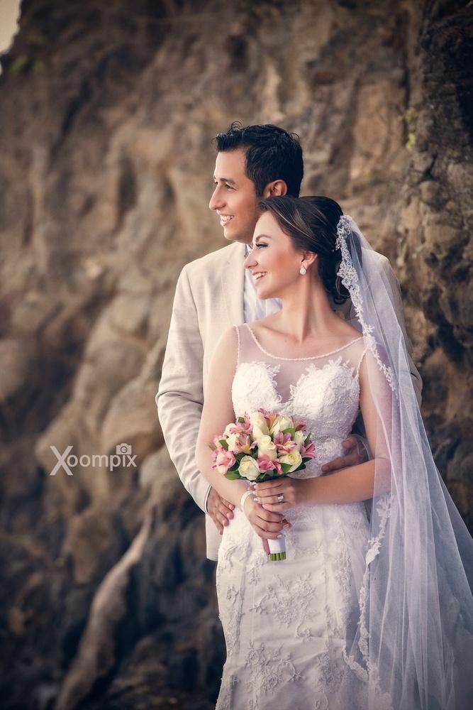 Melissa and Ivan by Carlos Jimenez