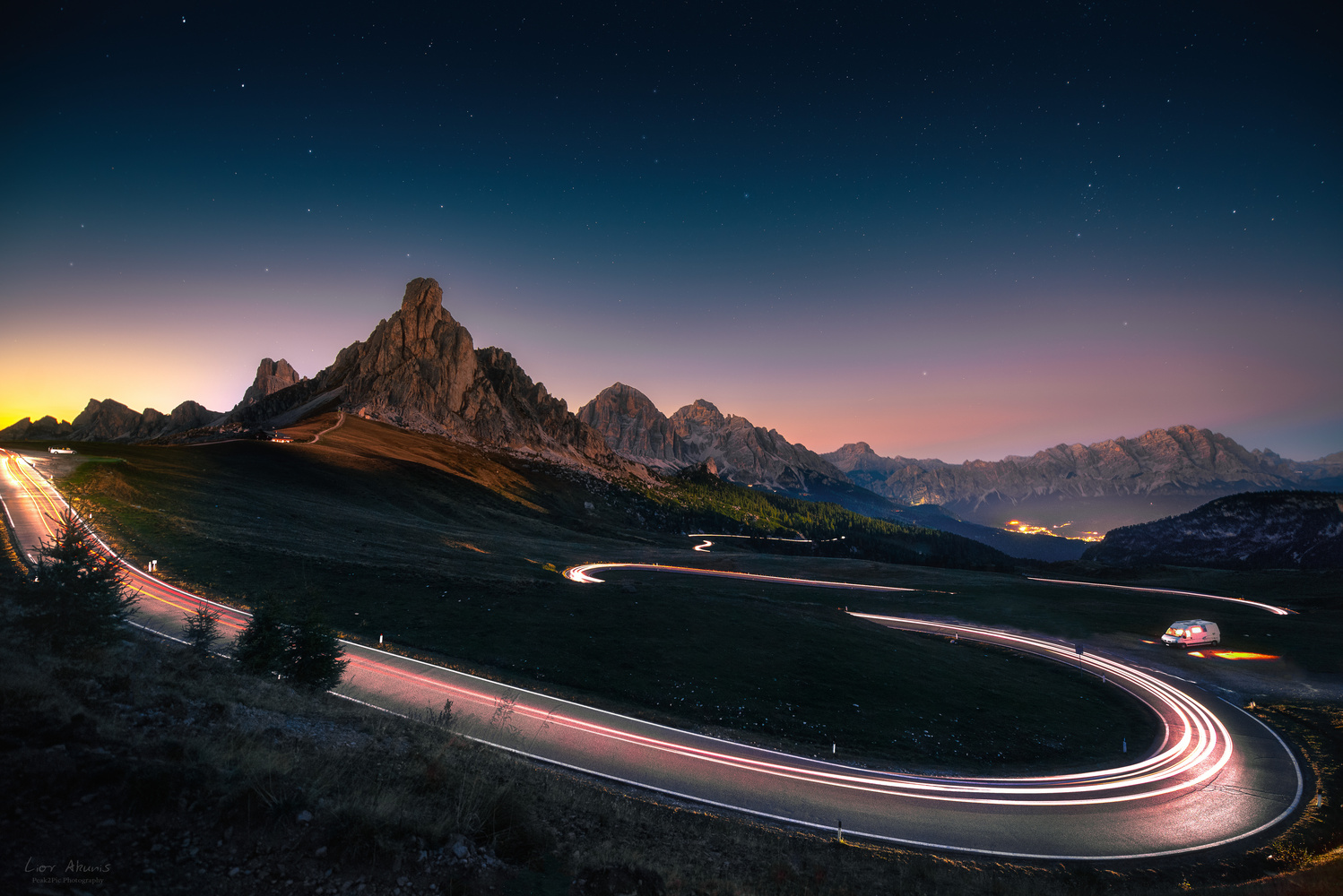 Tales of the Pass by Lior Akunis