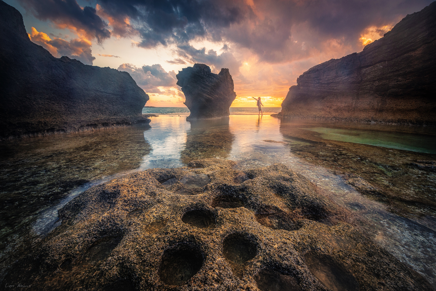Fist of the First Men by Lior Akunis