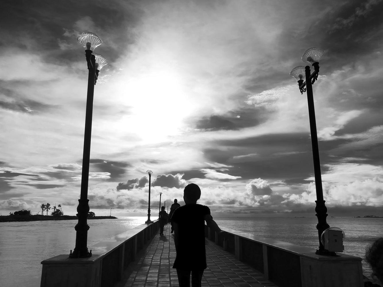 Monochrome by Utsav Nikte