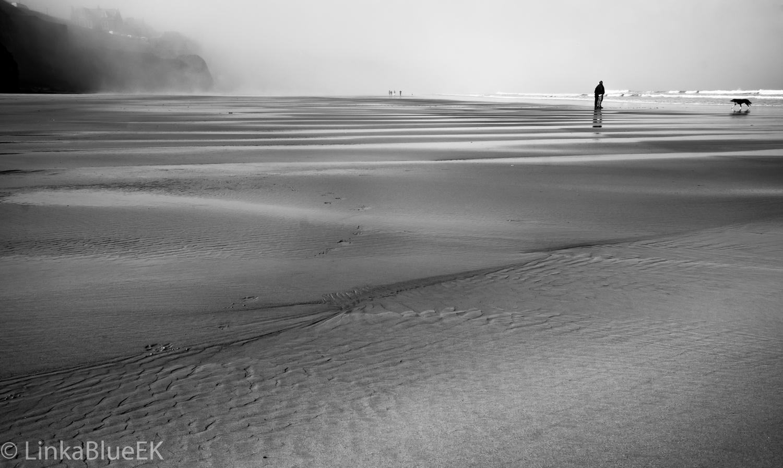 Sand structure by Ewelina Koscinska