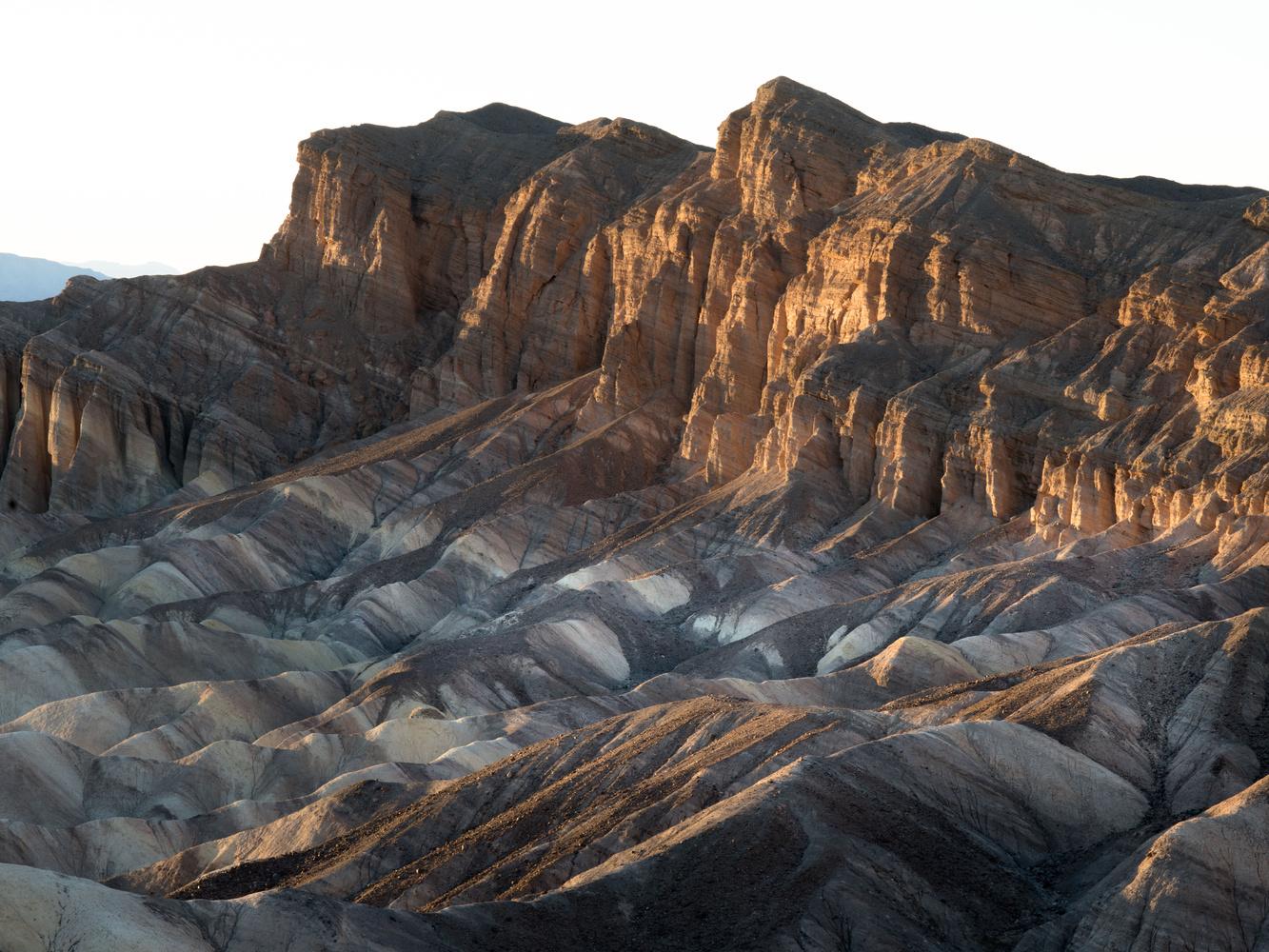 Badlands at Dusk by Taylor Noland