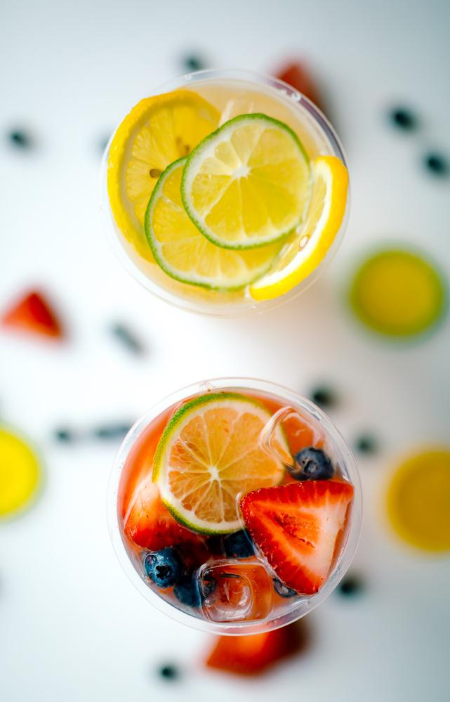 Fruit Tea by Jason Chua