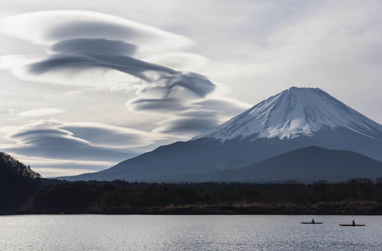 Funny clouds by kousuke kitajima