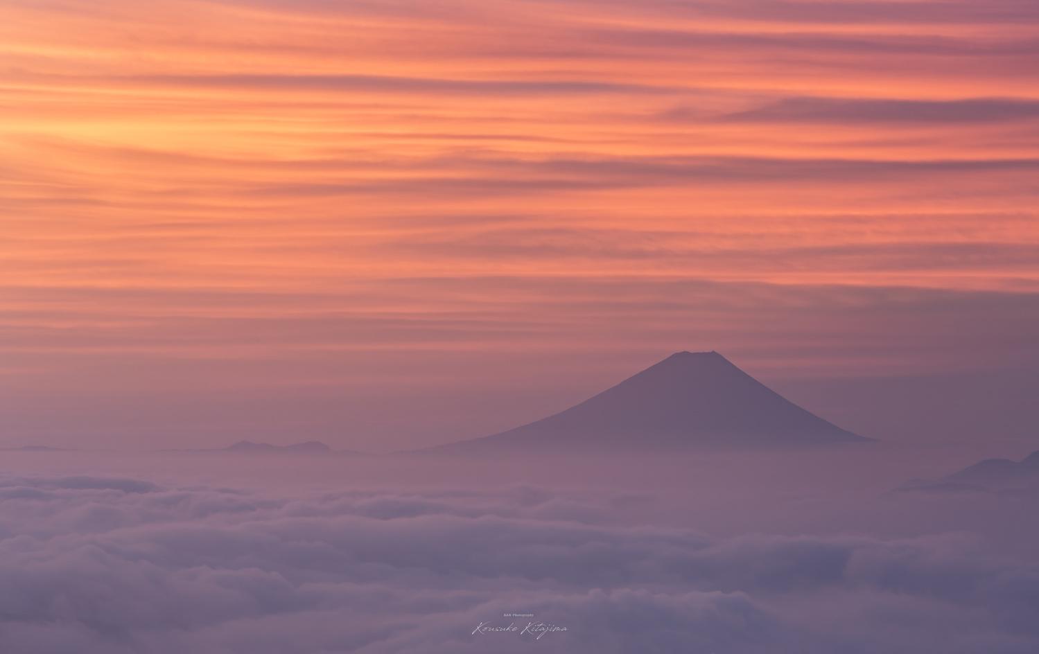 burning sky by kousuke kitajima