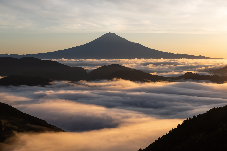 sea of clouds by kousuke kitajima