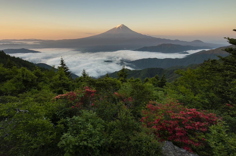 Amazing view of the morning by kousuke kitajima