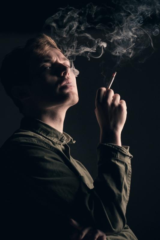 Smoking is N(H)ot! by Dennis Larsen
