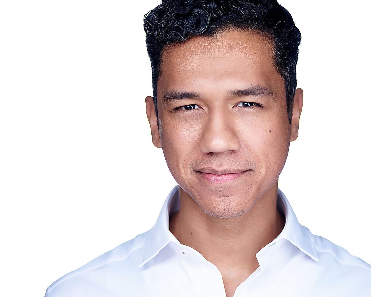 Miguel / Actor by Egis Jurgaitis
