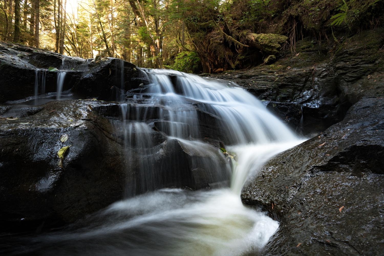 Backlit Waterfall by Bodkin's Best Photography
