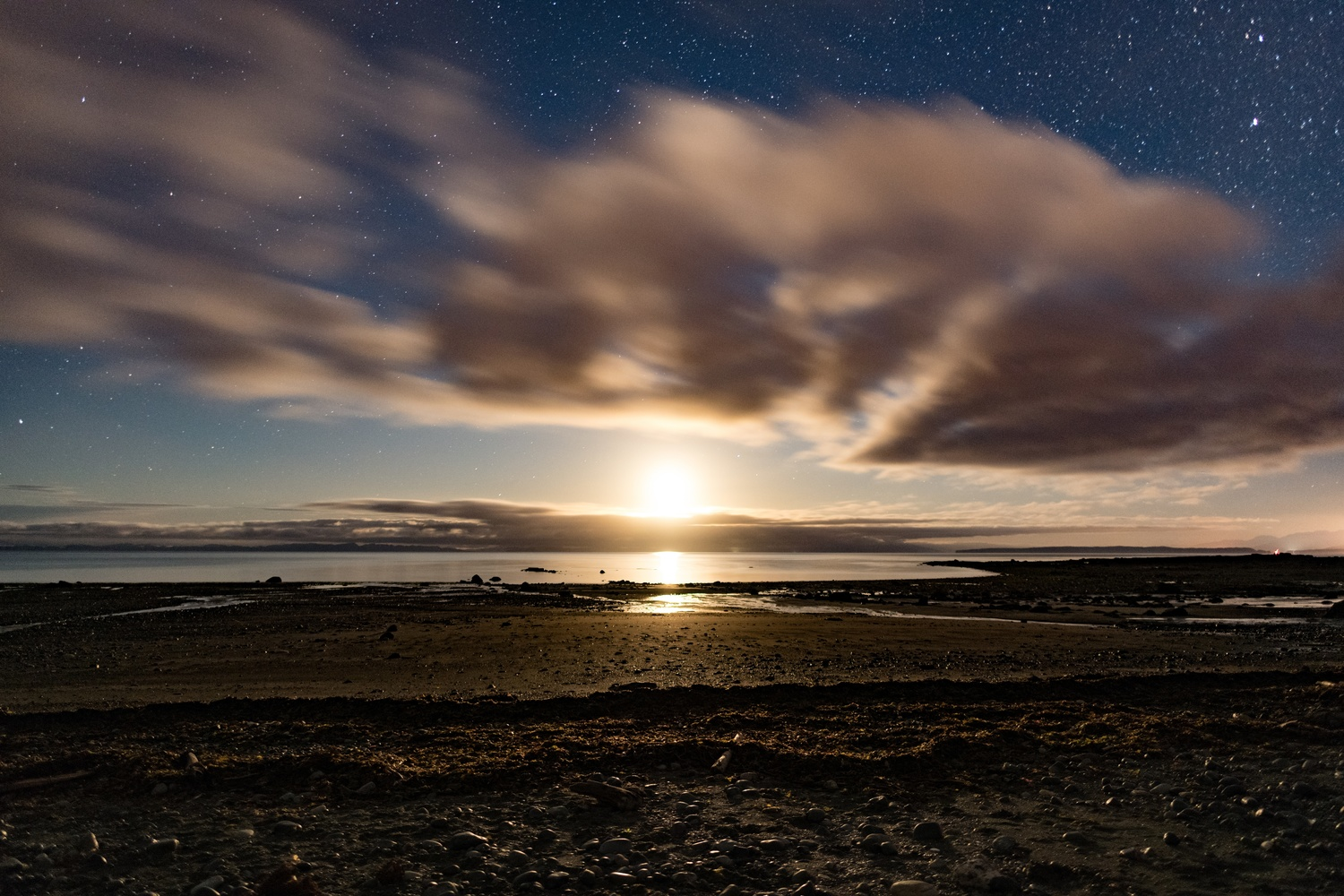 Moonrise by Bodkin's Best Photography