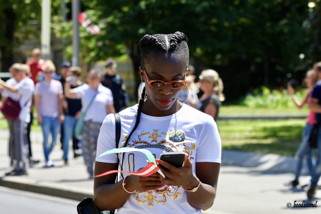 Mobile Phone. by Oluyede Edward