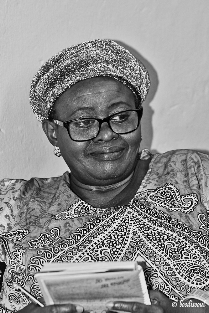 Grand Ma. by Oluyede Edward