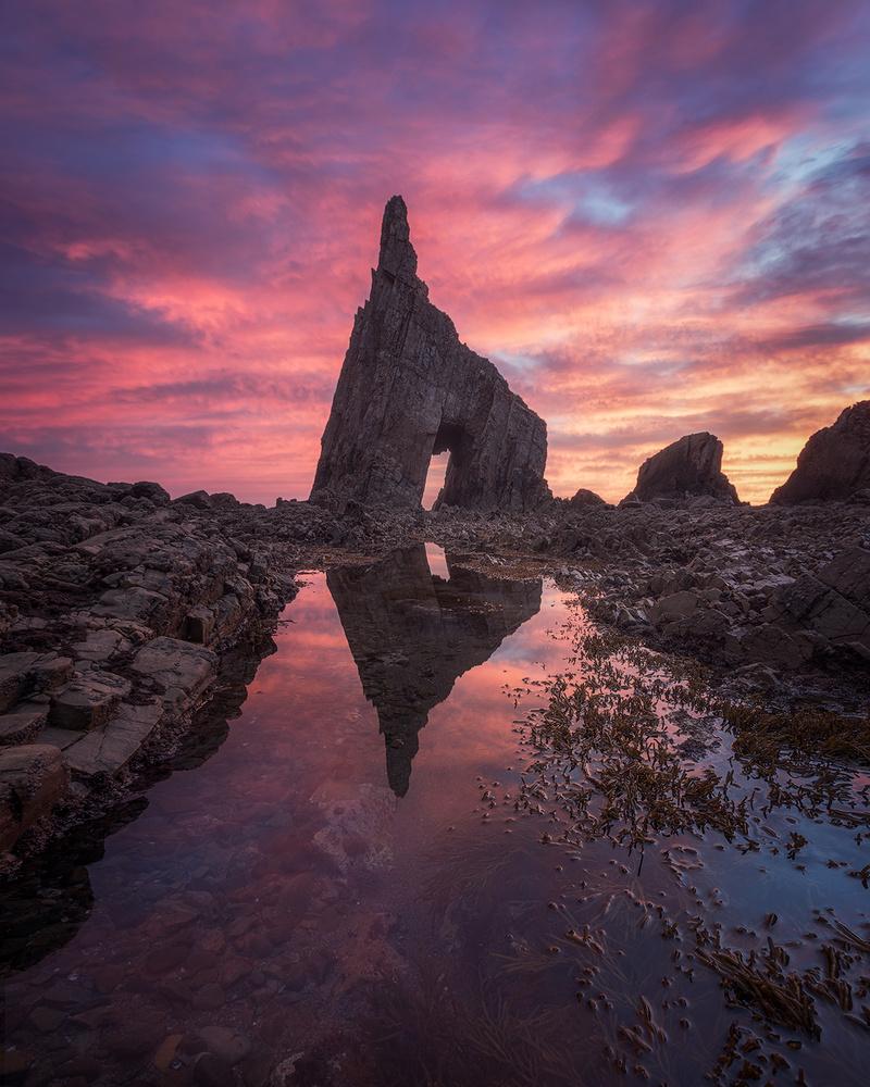 Magic light by Luis Cajete