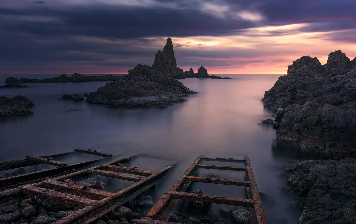 Arrecife de las sirenas by Luis Cajete