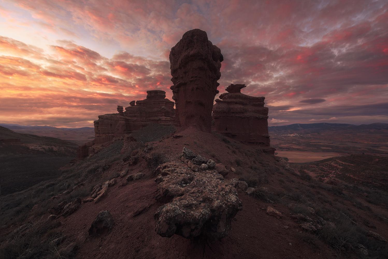Spanish Arizona by Luis Cajete