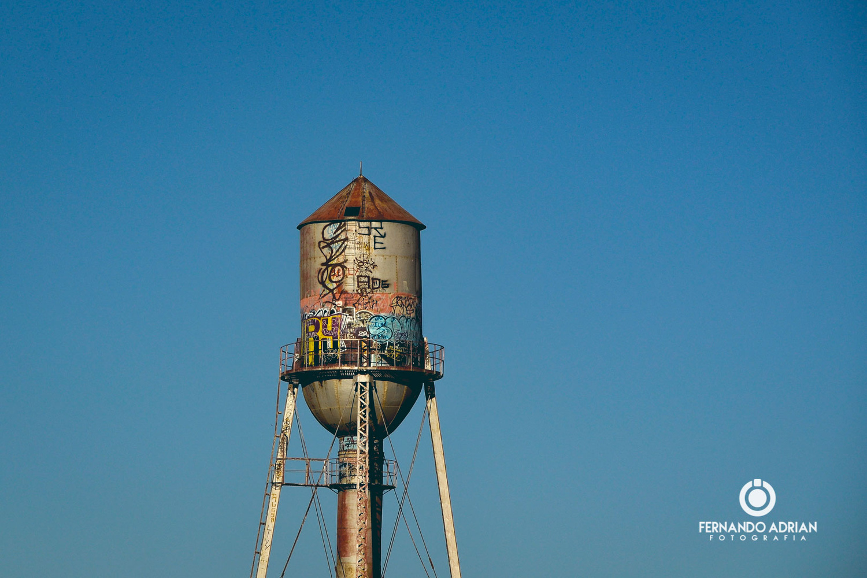 Water tank #1 by Fernando Adrian Robles