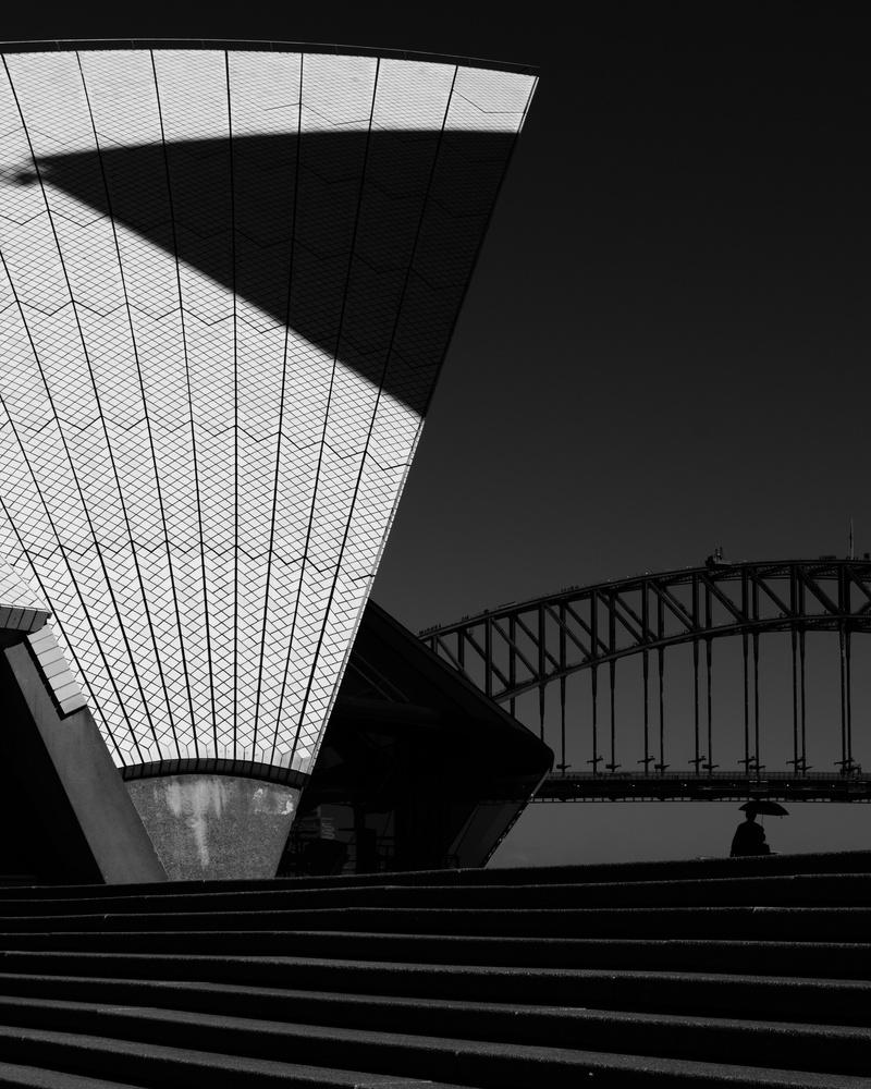 Sydney shine by Paul Jones