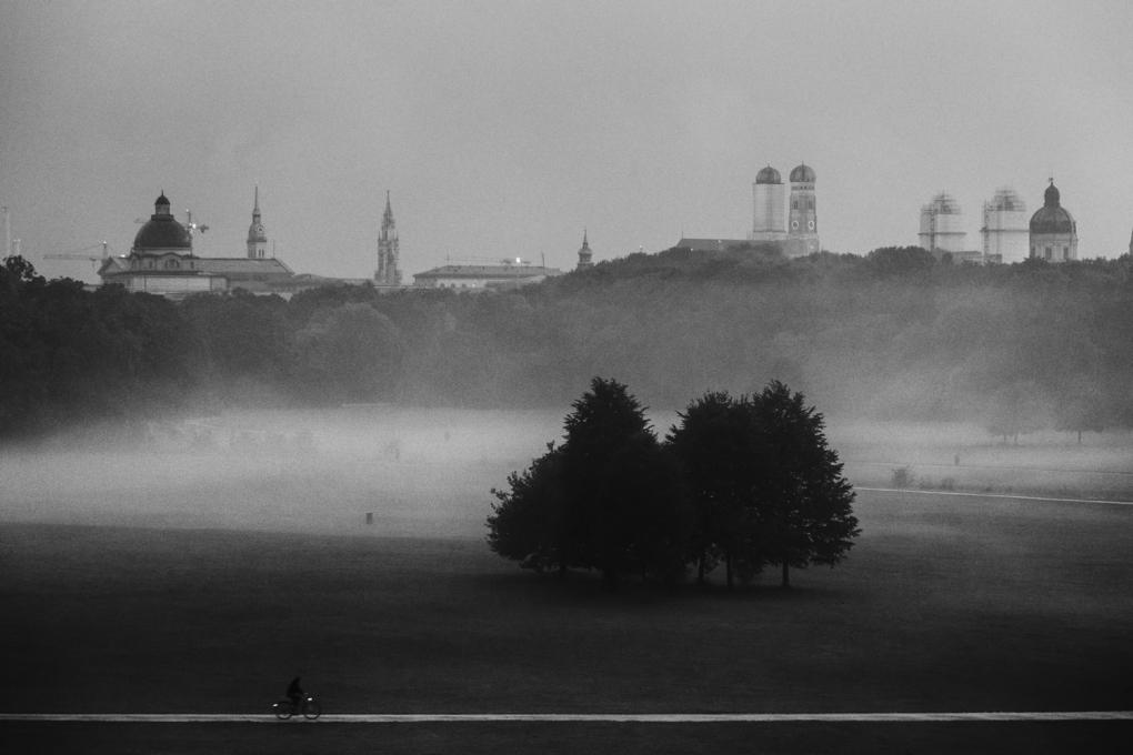 Munich by MATIAS LAZARTE