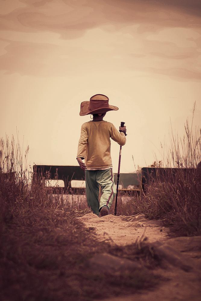 Trekker by Sandesh Nayak