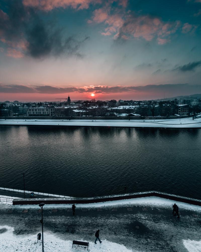 Polish Sunset by Tiago Coelho