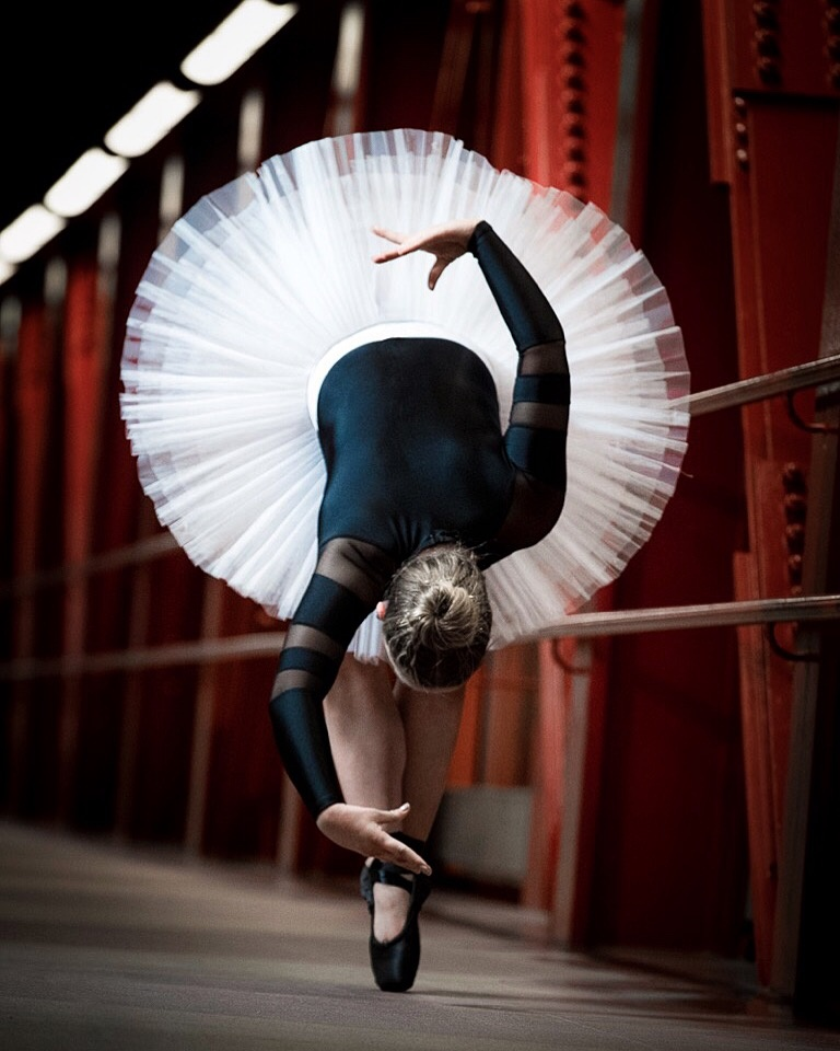 Dancer by Dave McMahan