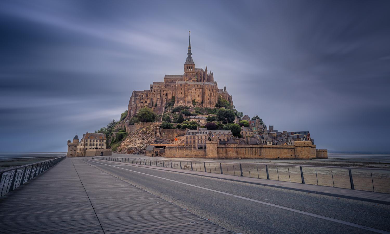 Mont-Saint-Michel by Alex Lud