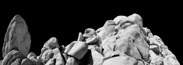 Rocks by Mark Riedy