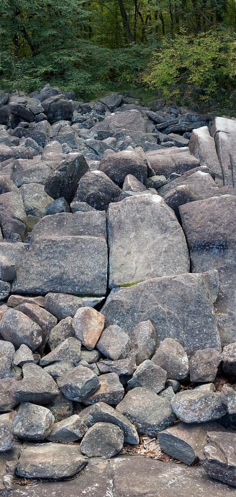 Granite panorama by Mark Riedy