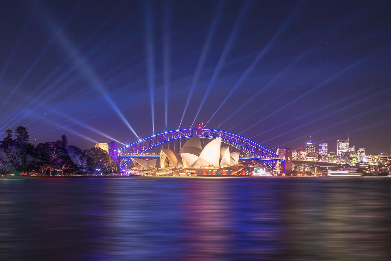 Vivid Sydney by Anton Galitch