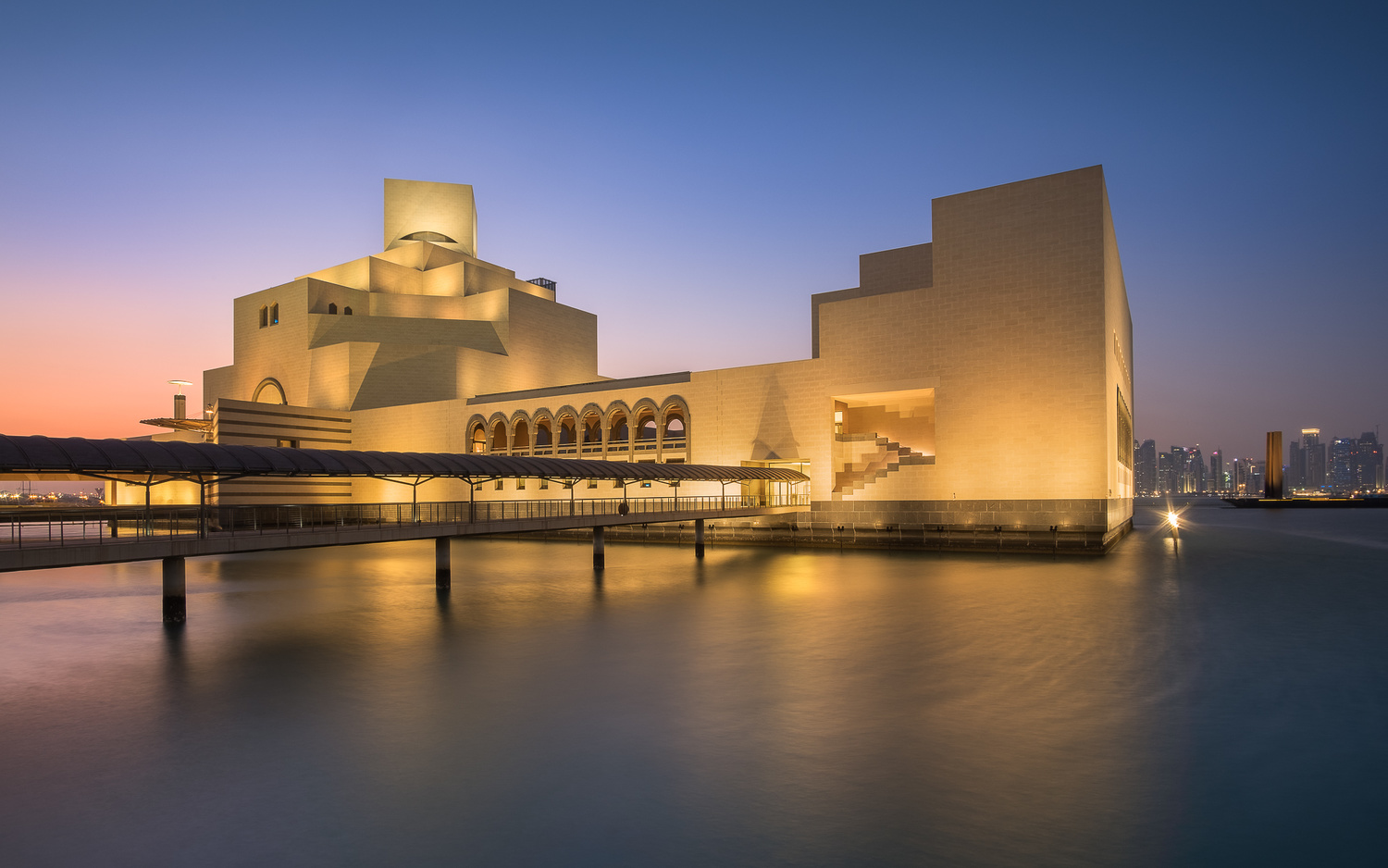 Museum of Islamic Art by Anton Galitch