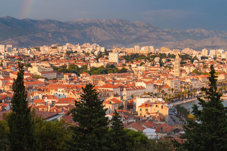 Split, Croatia by Anton Galitch