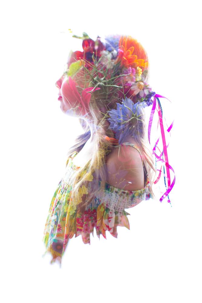 Flower Girl by Samuel Hodges