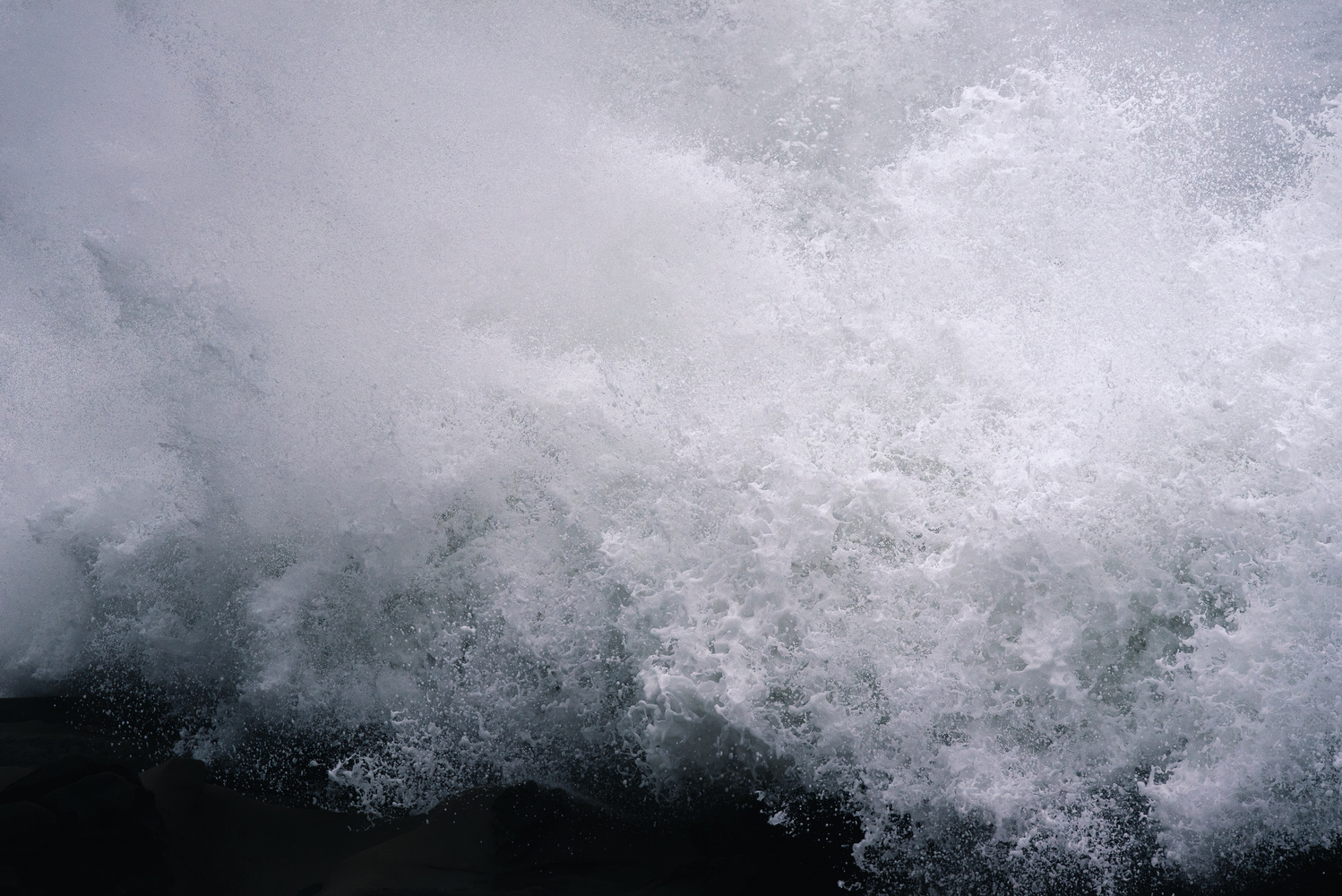 Foamy Waters by Compelling Imaging
