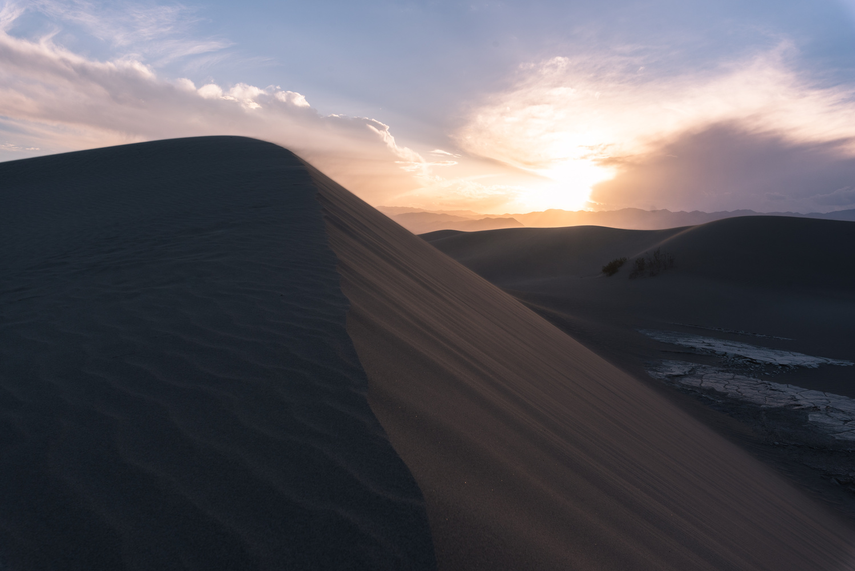 Sunset Dunes by Ben Haler