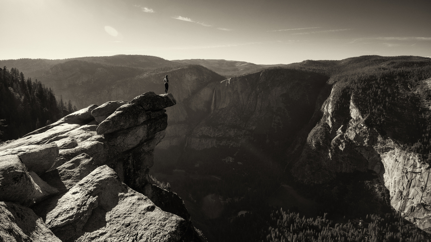 On the Edge by Joshua Krause