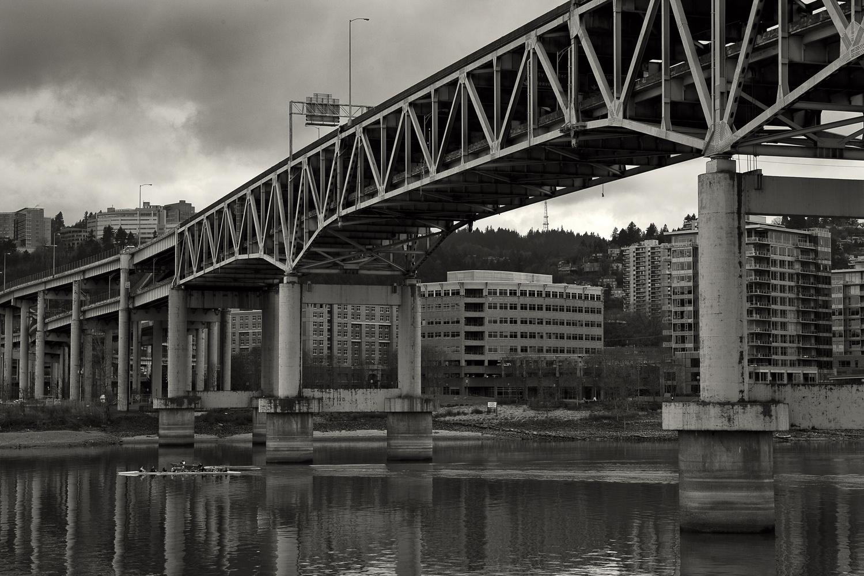 Under the Bridge by Joshua Krause