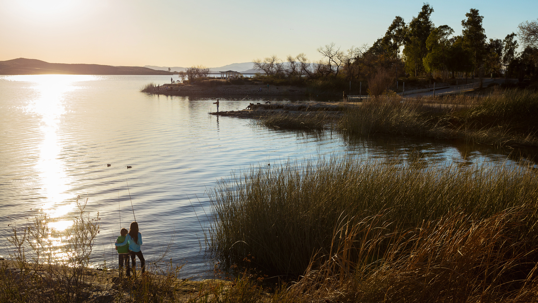 Fishing Siblings by Joshua Krause