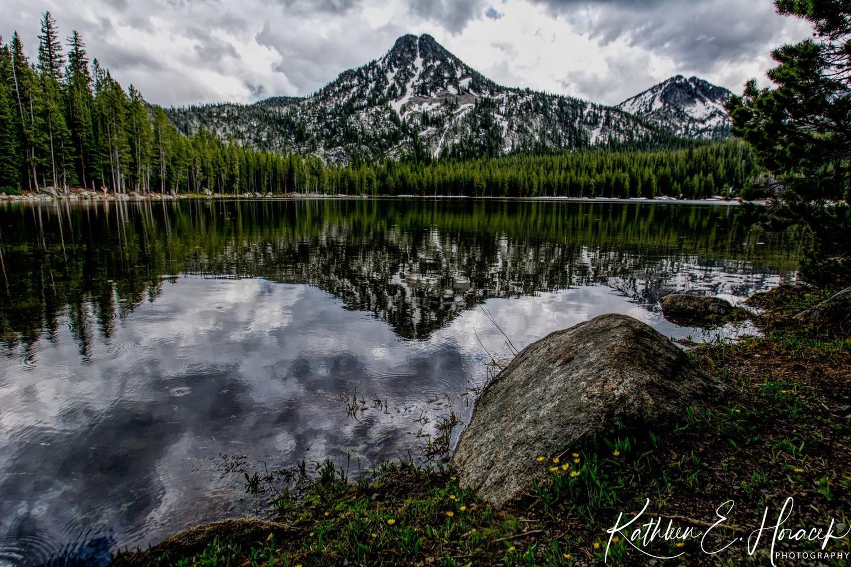Gunsite Mountain by Kathleen Horacek