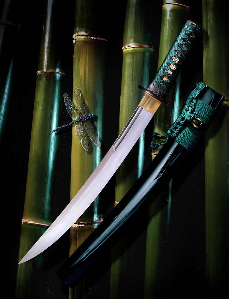 Japanese Tanto by Michael Barroca