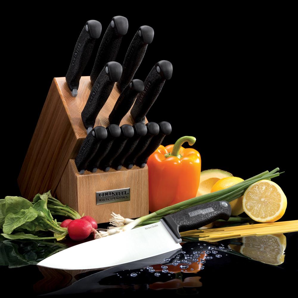 Kitchen Knives by Michael Barroca
