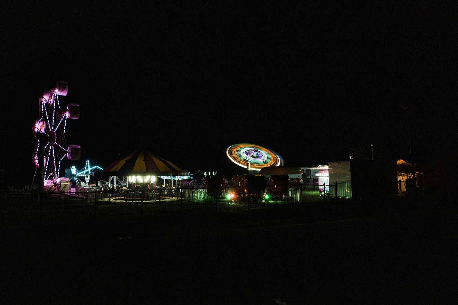 Thomas Amusements by Andrew Lodge