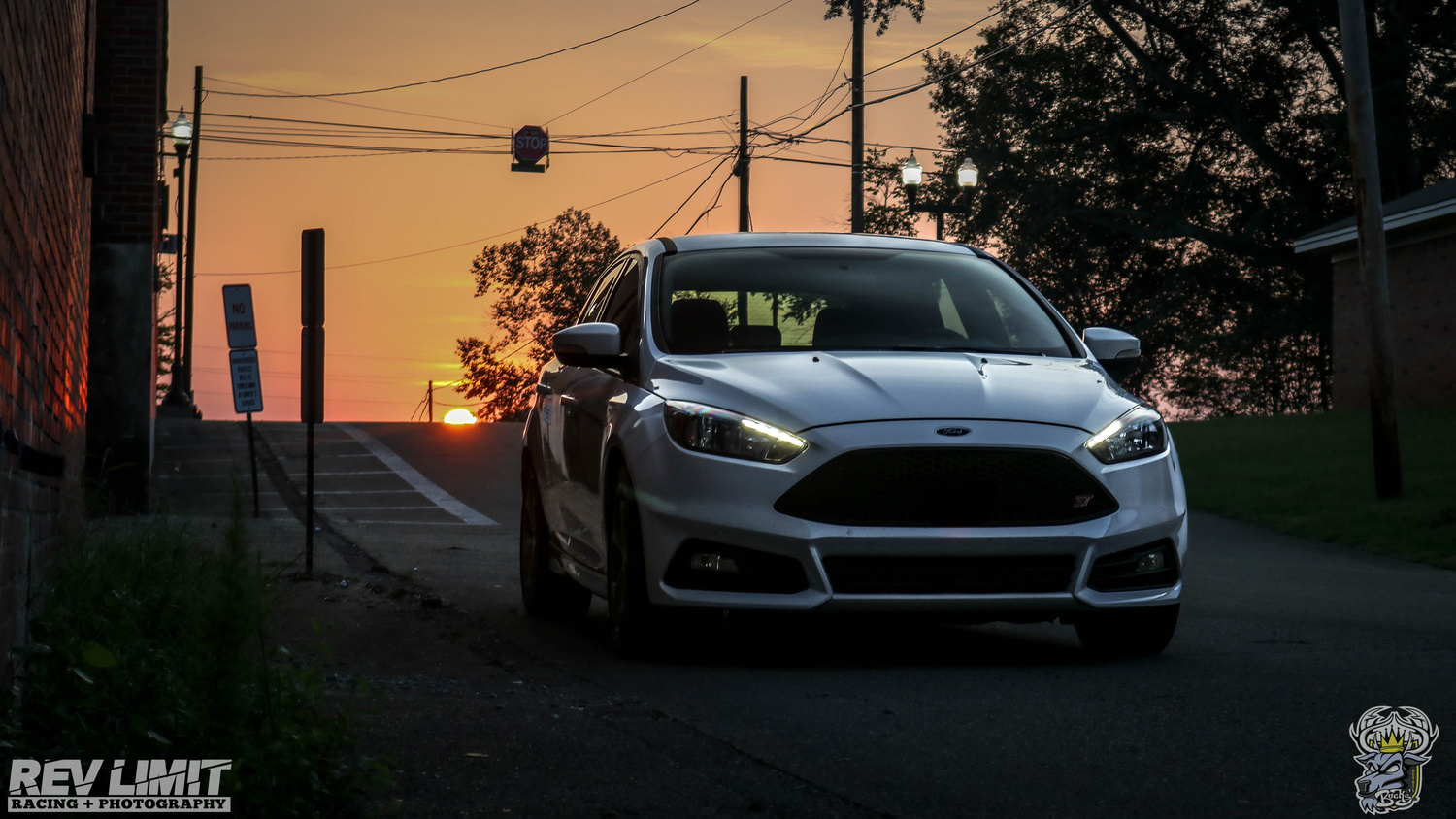 Focus in the sunset by Brandon Holt