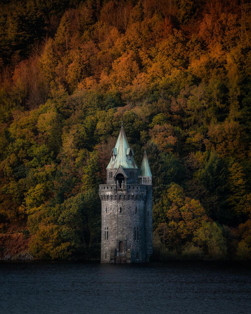 Fairytale Tower by Chris Wain