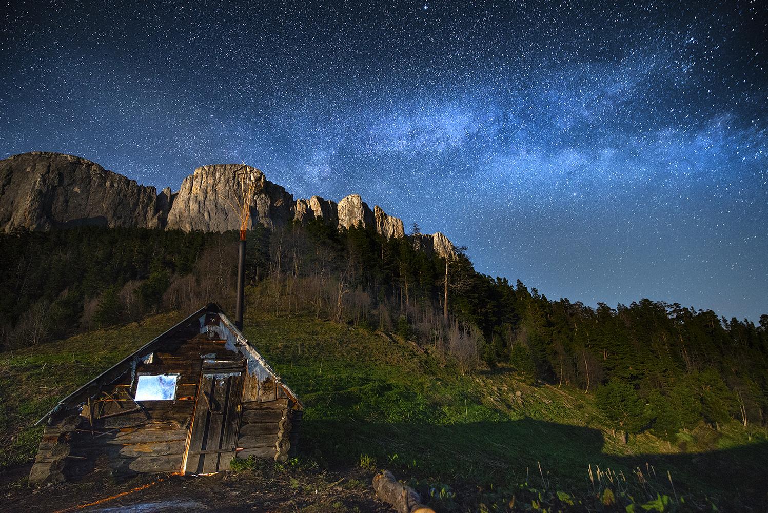 Parc naturel du Grand Tkhatch by Dmitry A