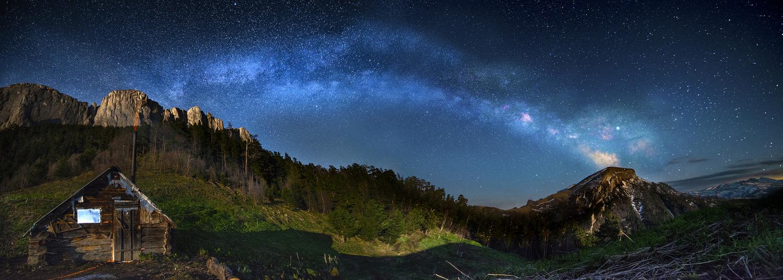 Grand Tkhatch nature park by Dmitry A