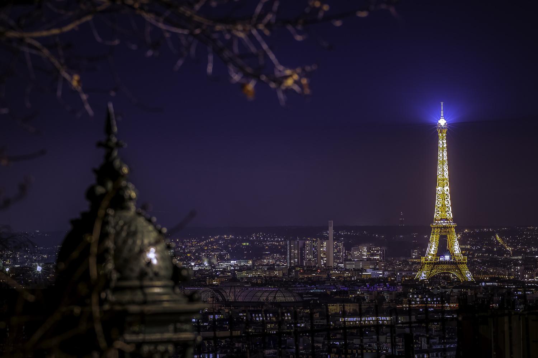 Eifel Tower by Adam Nedojedly